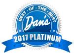 Dan's Best of the Best 2017 Platinum